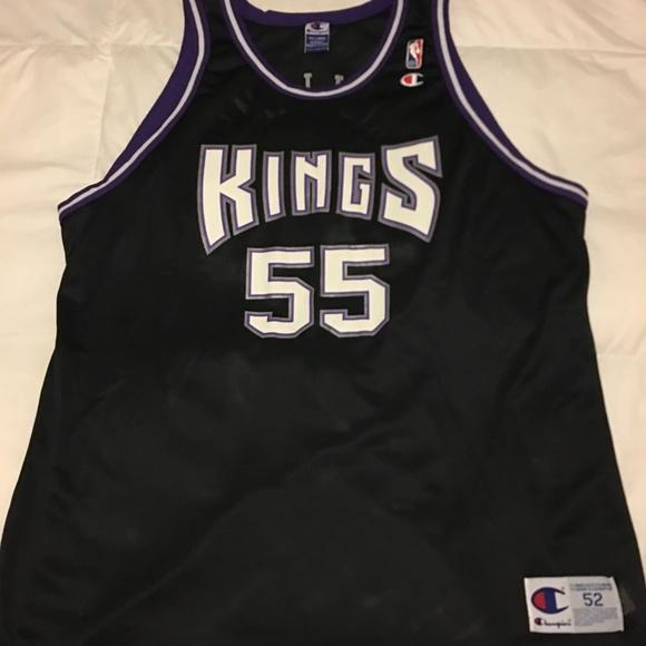 huge inventory ed116 34015 VTG Champion Sacramento Kings Jersey J-Will NBA